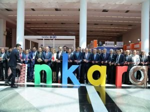 Türkiye'nin Coğrafi işaretli ürünleri sergileniyor