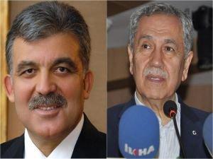 Gül ve Arınç AK Parti'nin olağanüstü kongresine davet edilecek