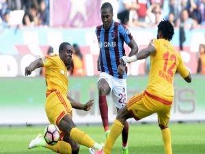 Kayseri'den Trabzon'a darbe!