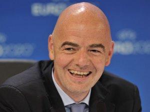 İşte FIFA'nın yeni patronu!