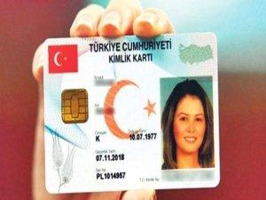 Çipli kimlik kartları gelecek ay dağıtılacak