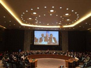 Suriye'deki krizin çözümü BMGK'da kabul edildi