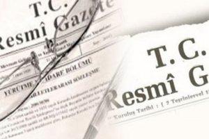 Yeni OHAL kararnamesi Resmi Gazete'de yayımlandı!