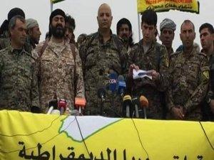 ABD, Suriye Demokratik Güçlerini destekliyoruz