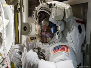 Uzaya gitme şansı yakalayan ikiz kardeşler