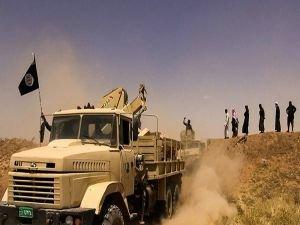 IŞİD Palmira kentine ilerliyor