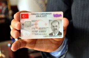 Yeni kimlikler pasaport yerine de kullanılabilecek