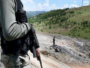İçişleri Bakanlığı: Hakkari ve Tunceli'de 22 PKK'lı öldürüldü