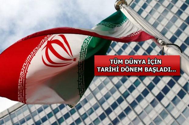İran'ın10 yıldır ertelenen yatırımlarının önünü açıldı