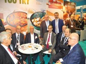 Kuru meyve sektörü Dubai'de tanıtım atağında!