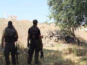 Kalekol İnşaatına saldıran 2 PKK'lı öldürüldü
