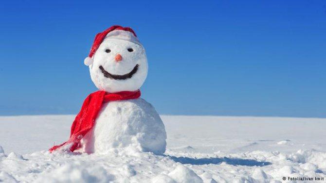 Kardan adam'da  gizlenen 5 gerçek