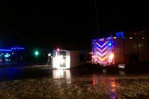 İpek yolunda kaza: 11 yaralı