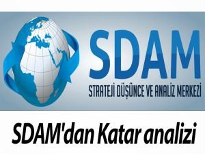 SDAM'dan Katar analizi