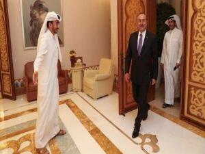 Çavuşoğlu'ndan Katar'da önemli karar!