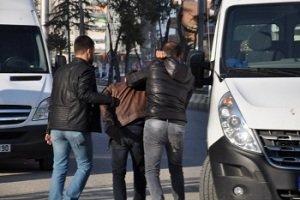 Demirtaş'ın Batman mitingi sonrası olaylar çıktı!