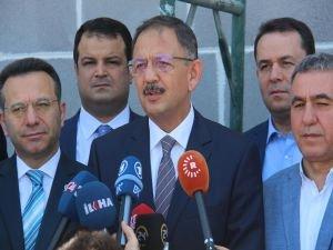 Özhaseki: Sur'da yaşananı fırsata çevirmeye çalışıyoruz!