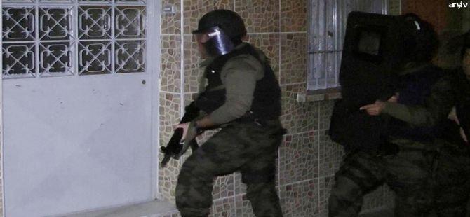 Uyuşturucu operasyonu: 200'den fazla gözaltı