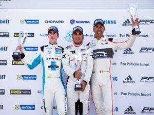 Ayhancan'dan Le Mans'ta Büyük Başarı
