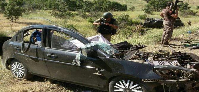 Kaza değil Felaket! 5 Ölü 5 Yaralı!