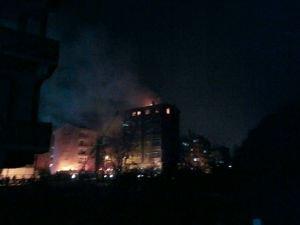 Giresun'da bir apartmanda çıkan yangın korkuttu