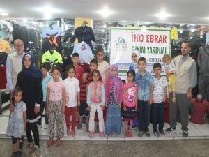 IHO EBRAR Mardin'de çocukları sevindirdi