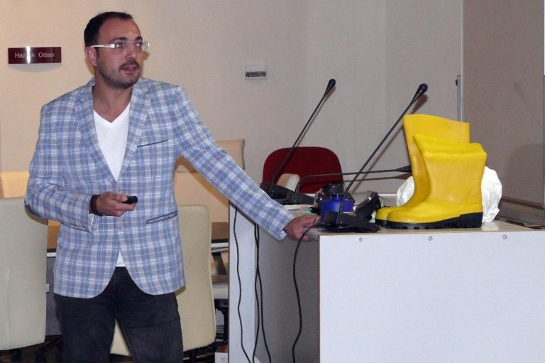 Sağlık çalışanlarına kimyasal ve nükleer tehlikelere karşı eğitim