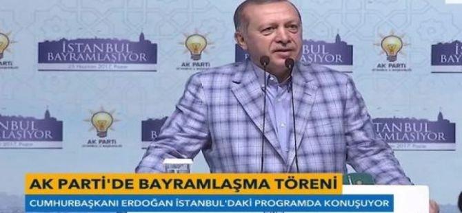 Erdoğan: Bu Can Bu Tende Oldukça Beraberiz!