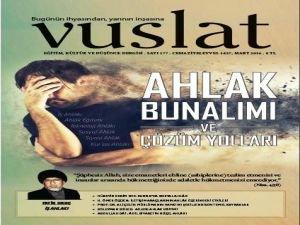 VUSLAT DERGİSİ: AHLÂK BUNALIMININ İLACI: İSLÂM