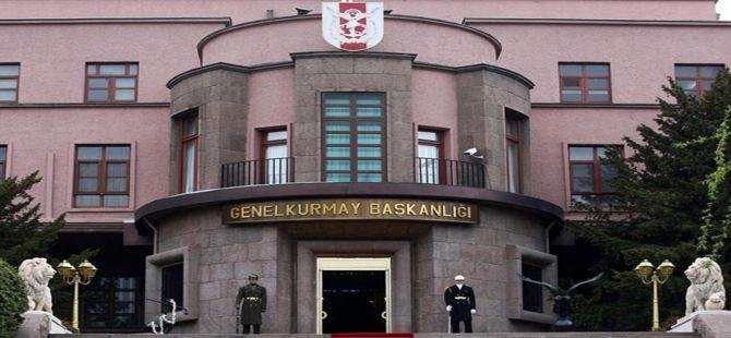 Genelkurmay açıkladı sur ve İdil'de 10 PKK'lı öldürüldü