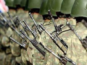 Bedelli askerlikte temel eğitim 21 güne indirildi