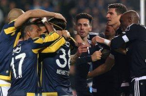 Dev derbinin galibi Fenerbahçe