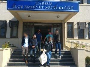 Esrar operasyonunda 3 kişi tutuklandı