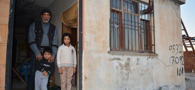 Suriyeli babanın yürek burkan dramı