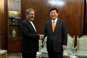 Cihangiri, İran iyi sanayi potansiyeline sahip