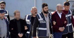 Çatışmada ölüme sebep olmuşlardı, tutuklandılar
