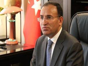 """Adalet Bakanı Bozdağ: """"6 Bin gözaltı var"""""""