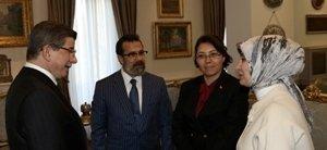Başbakan, Özgecan Aslan'ın ailesini kabul etti