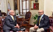 """Venezuela'nın Ankara Büyükelçisinden """"FETÖ"""" tepkisi"""