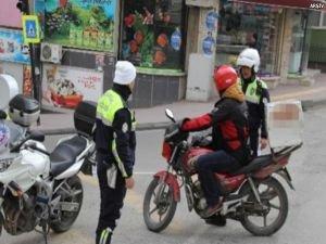 Adıyaman'da Sivil Motosiklet Timi kuruldu