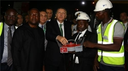 Erdoğan: Türkiye ve Gana geleceğe elele omuz omuza