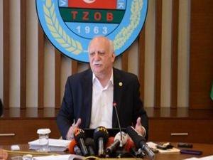 TZOB Genel Başkanı Bayraktar: Kanatlı örnek sektör oldu