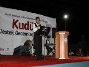 """""""Kudüs ve Mescid-i Aksa İslam dünyasının kalbidir"""""""