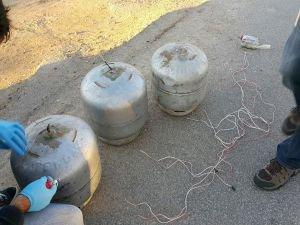 Mardin'de 'bombalı araç' gözaltısı