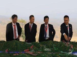 Afrika'nın En Büyük Hidroelektrik Santralini Çinli Şirket İnşa Ediyor