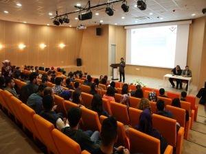 BTÜ'de  öğrencilere yönelik destekleme programı