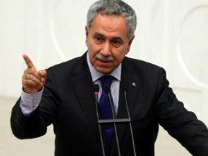 Bülent Arınç'a AK Parti'den sert tepki
