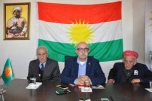 """""""Hendek siyasetiyle Kürt sorunu çözümlenmez"""""""