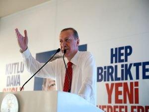 Erdoğan: Gereken Dersleri Çıkarmazsak İşimiz Zor!