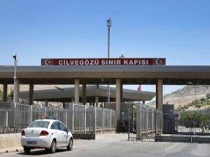 Cilvegözü sınır kapısında geçişlere sınırlama getirildi